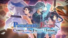 Cover Parascientific Escape – Crossing at the Farthest Horizon