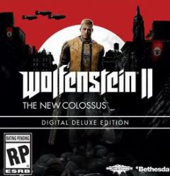 Cover Wolfenstein II: The New Colossus Digital Deluxe Edition