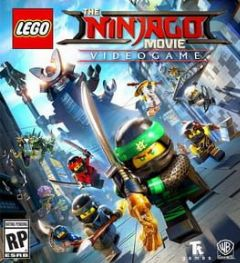 Cover LEGO Ninjago Movie Video Game