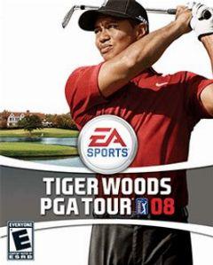 Cover Tiger Woods PGA Tour 08