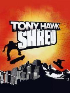 Cover Tony Hawk: Shred