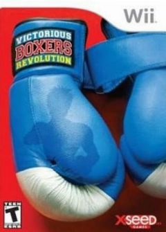 Cover Victorious Boxers: Revolution