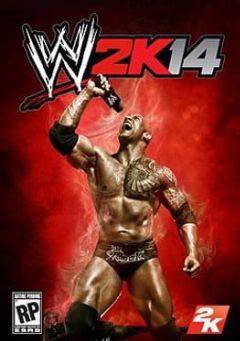 Cover WWE 2K14