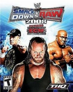 Cover WWE SmackDown vs. Raw 2008