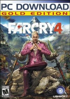 Cover Far Cry 4: Gold Edition