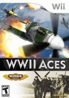 Cover WWII Aces