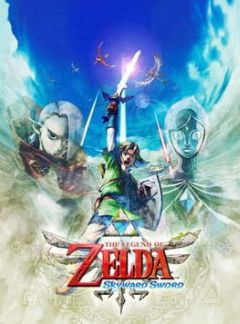 Cover The Legend of Zelda: Skyward Sword