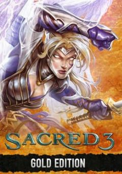 Cover Sacred 3: Gold Edition