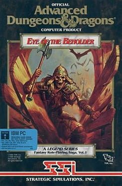 Cover Eye of the Beholder