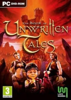 Cover The Book of Unwritten Tales