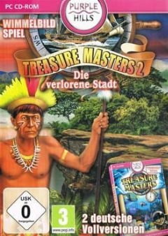 Cover Treasure Masters, Inc.: The Lost City