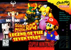 Cover Super Mario RPG: Legend of the Seven Stars