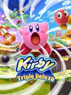 Cover Kirby Triple Deluxe