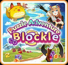 Cover Puzzle Adventure Blockle