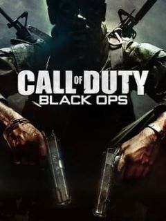 Cover Call of Duty: Black Ops