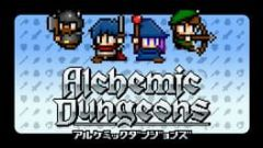 Cover Alchemic Dungeons