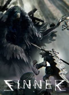 Cover Sinner: Sacrifice for Redemption