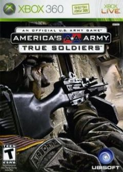 Cover America's Army: True Soldiers