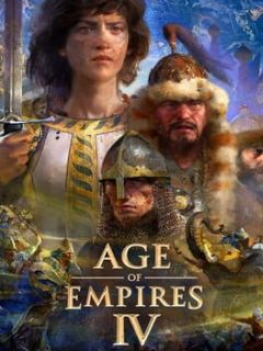 Cover Age of Empires IV