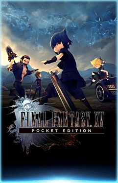 Cover Final Fantasy XV Pocket Edition