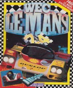 Cover WEC Le Mans 24