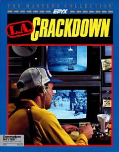 Cover L.A. Crackdown