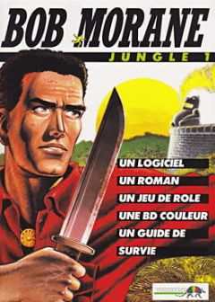 Cover Bob Morane: Jungle 1