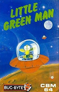 Cover Little Green Man