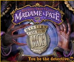 Cover Mystery Case Files: Madame Fate