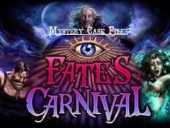 Cover Mystery Case Files: Fate's Carnival