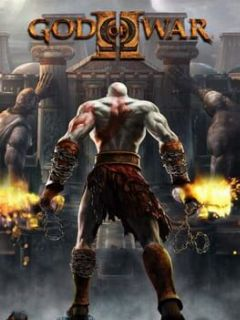 Cover God of War II