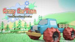 Cover Crazy CarToon