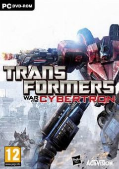 Cover Transformers: War for Cybertron
