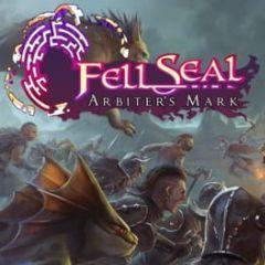 Cover Fell Seal: Arbiter's Mark