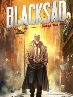 Cover Blacksad: Under the Skin