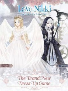 Cover Love Nikki-Dress UP Queen