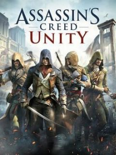 Cover Assassin's Creed: Unity