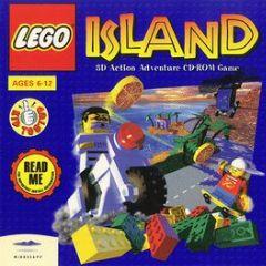 Cover Lego Island