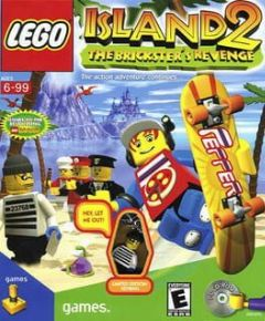 Cover Lego Island 2 The Brickster's Revenge