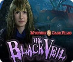 Cover Mystery Case Files: The Black Veil