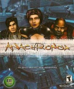 Cover Anachronox