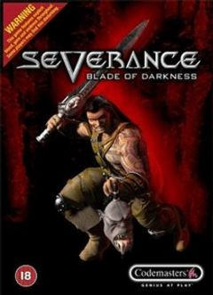 Cover Severance: Blade of Darkness