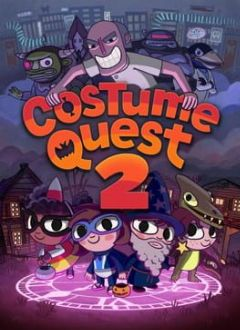 Cover Costume Quest 2