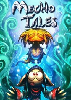 Cover Mecho Tales