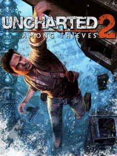 Cover Uncharted 2: Among Thieves