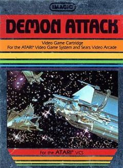 Cover Demon Attack