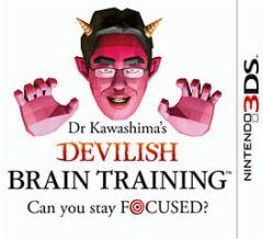 Cover Dr Kawashima's Devilish Brain Training