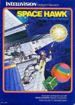 Cover Space Hawk