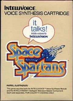 Cover Space Spartans