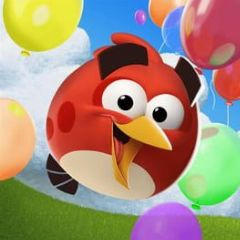 Cover Angry Birds Blast!